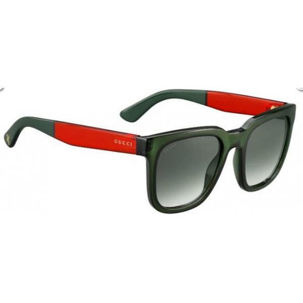Gucci 1133-S Vnd 9K Verde Rosso