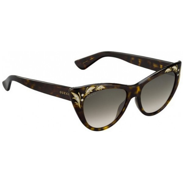 Gucci 3806S 086 Ha Avana Scuro