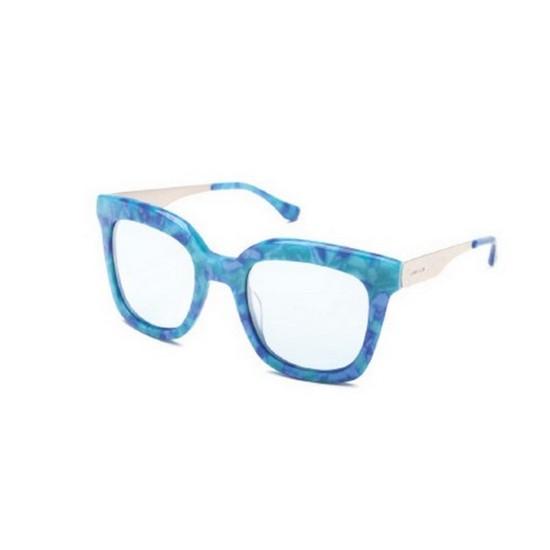 Italia Independent I-I MOD 0800 COMBO - 0800.022.ACE Blu Multicolor | Occhiale Da Sole Donna