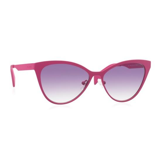 Italia Independent I-METAL 0022 - 0022.016.000 Rosa Multicolor | Occhiale Da Sole Donna