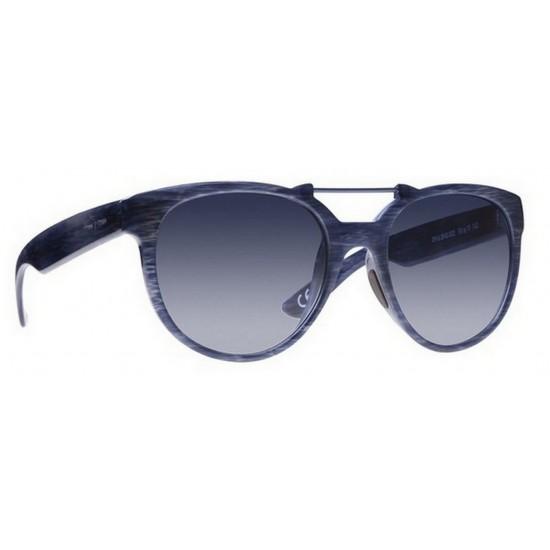 Italia Independent I-PLASTIK - 0916.BH2.022 Blu Multicolor   Occhiale Da Sole