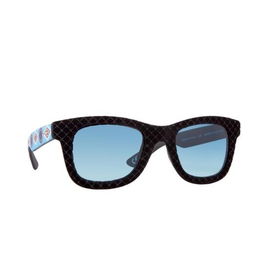 Italia Independent I-PLASTIK 0090VI - 0090VI.IND.009 Nero Multicolor   Occhiale Da Sole Unisex