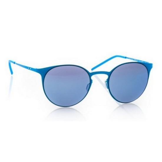 Italia Independent I-METAL 0208 - 0208.027.000 Blu Multicolor | Occhiale Da Sole Unisex