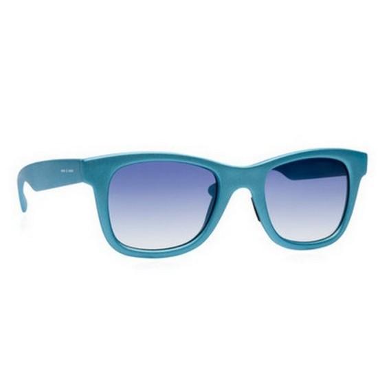 Italia Independent I-PLASTIK 0090TT - 0090TT.027.000 Blu Multicolor | Occhiale Da Sole Unisex