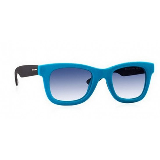 Italia Independent I-PLASTIK 0090V - 0090V.027.000 Blu Multicolor | Occhiale Da Sole Unisex