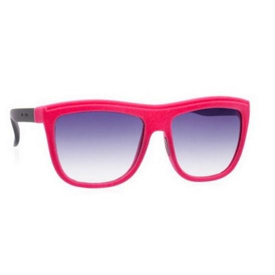 Italia Independent I-PLASTIK 0095V - 0095V.016.000 Rosa Multicolor   Occhiale Da Sole Unisex