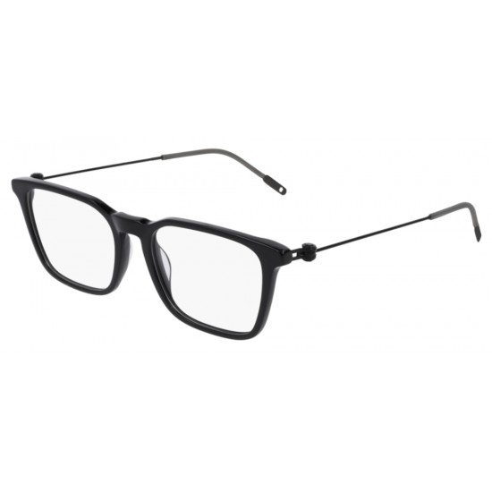 Montblanc MB0005OA - 001 Nero   Occhiale Da Vista Uomo