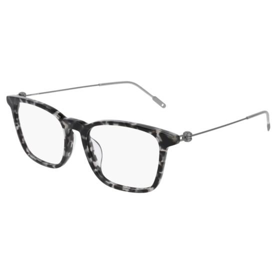 Montblanc MB0005OA - 003 Havana | Occhiale Da Vista Uomo