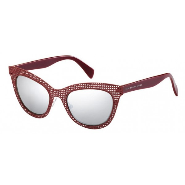 Marc By Marc Jacobs 435-S Kua Ss Rosso Opale