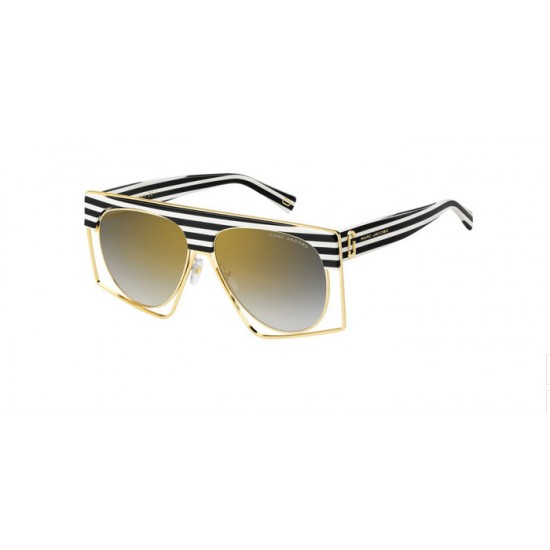 Marc Jacobs MJ 312/S - 7LL FQ Strisce Bianche | Occhiale Da Sole Donna