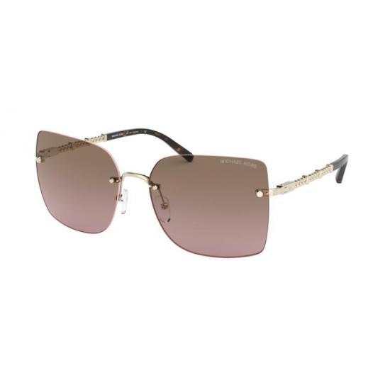 Michael Kors MK 1057 Aurelia 101414 Oro Chiaro | Occhiale Da Sole Donna