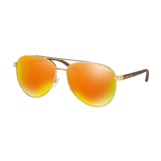 Michael Kors MK 5007 Hvar 10436Q Gold-tone | Occhiale Da Sole Donna