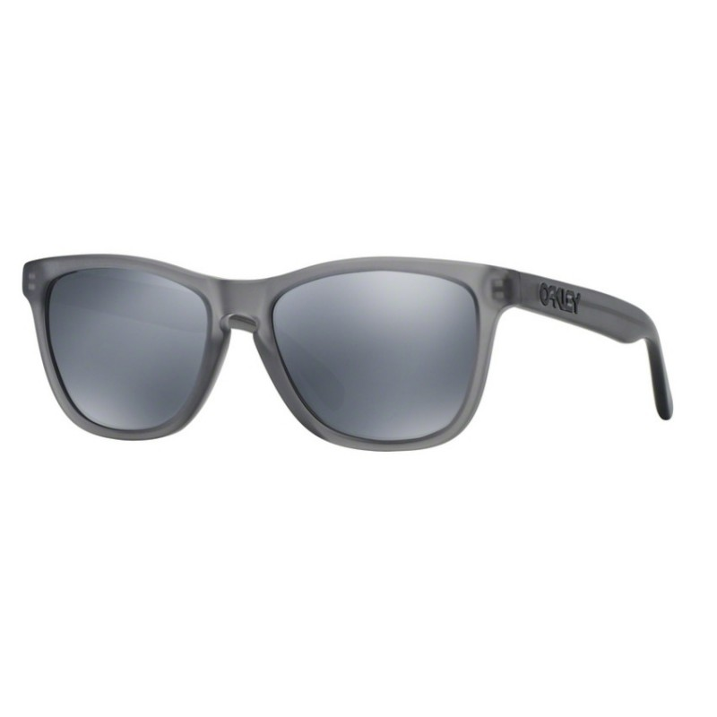 Frogskin Global Smoke 10 Oakley Lx Oo 2043 Satin Polarizzato bf76yYg