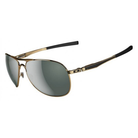 Oakley Plaintiff OO 4057 02 Polishid Gold