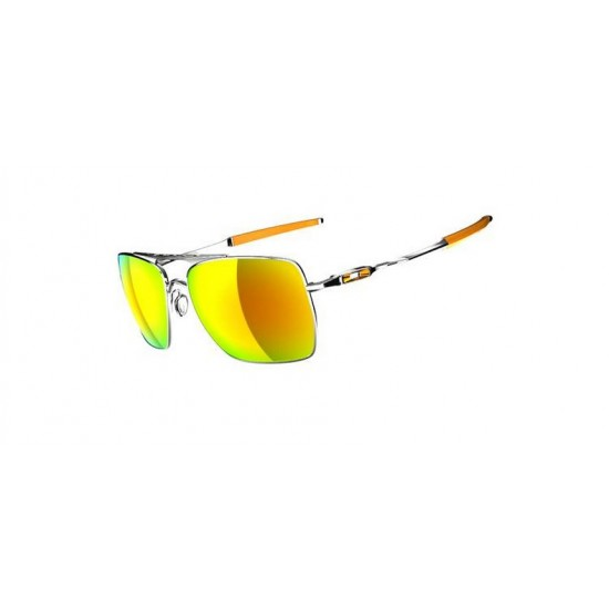 Oakley Deviation OO 4061 03 Polishid Chrome