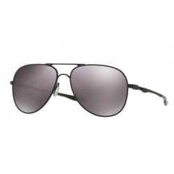Oakley Elmont M&L OO 4119 05 Polarizzato Black Opaque