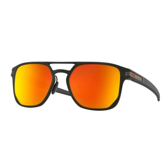 Oakley OO 4128 LATCH ALPHA 412805 MATTE BLACK