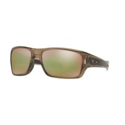 Oakley Turbine Xs OJ 9003 900309 Brown Smoke Polarized