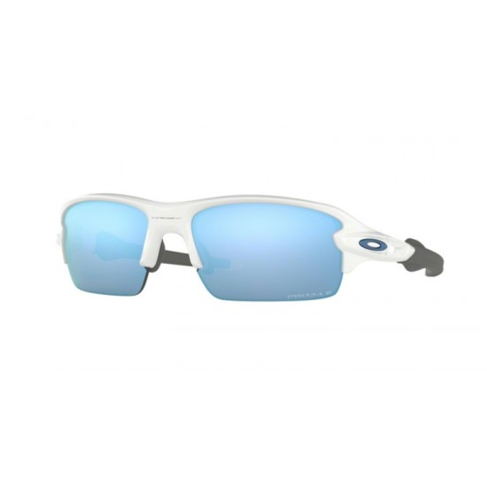 Oakley OJ 9005 FLAK XS 900506 POLISHED WHITE