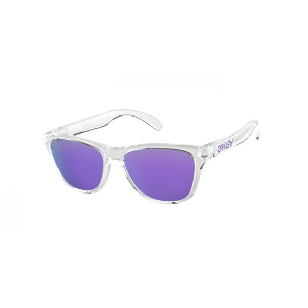 Oakley OJ 9006 FROGSKINS XS 900603 POLISHED CLEAR