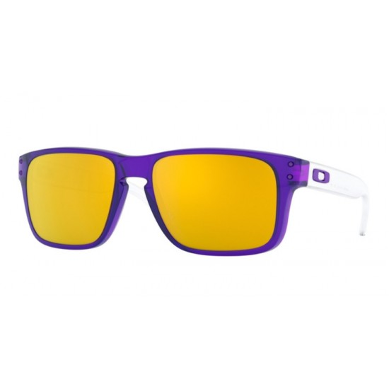 Oakley OJ 9007 HOLBROOK XS 900706 TRANSLUCENT PURPLE