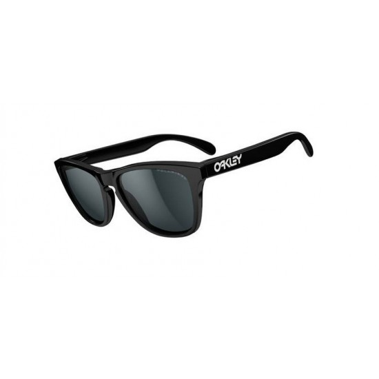 Oakley Frogskins OO 9013 03-223 Polishid Polarizzato Black