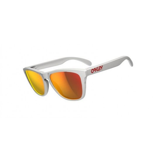Oakley Frogskins OO 9013 24-307 Polished White