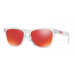 Oakley OO 9013 FROGSKINS 9013A5 POLISHED CLEAR