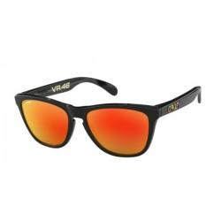 Oakley OO 9013 FROGSKINS 9013000000 POLISHED BLACK