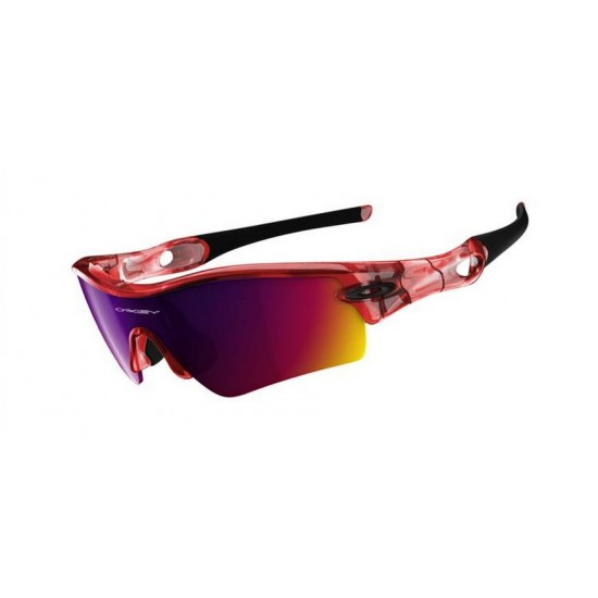 Oakley Radar Path OO 9051 09 749 Crystal Red