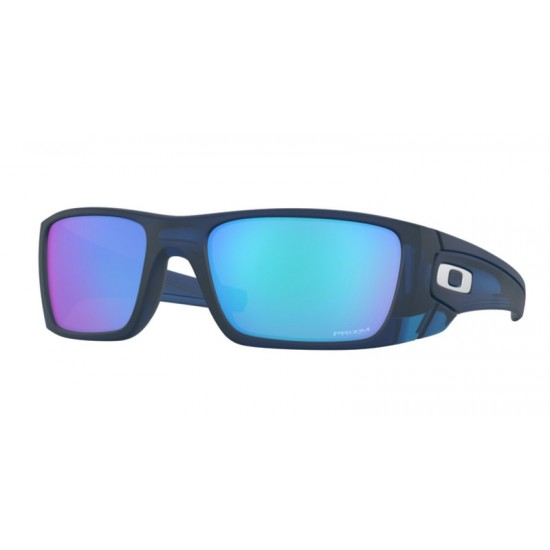 Oakley OO 9096 Fuel Cell 9096K1 Matte Translucent Blue | Occhiale Da Sole Uomo
