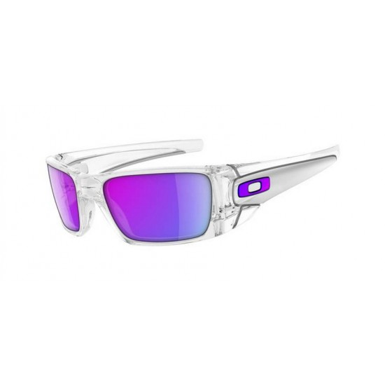 Oakley Fuel Cell OO 9096 04 Polished Clear