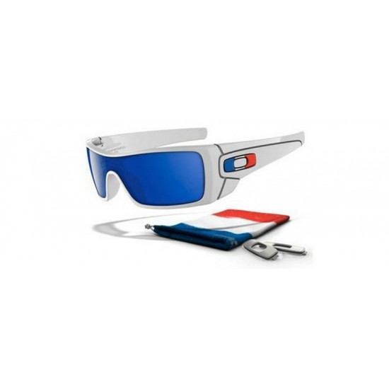Oakley Batwolf OO 9101 13 Polished White France