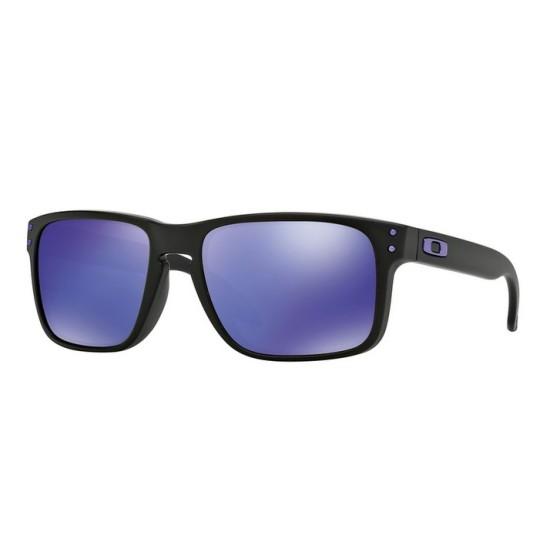 Oakley OO 9102 HOLBROOK 910226 MATTE BLACK (JULIAN WILSON)