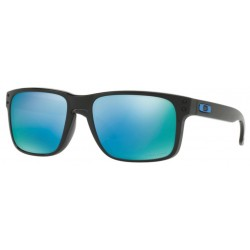Oakley OO 9102 HOLBROOK 9102C1 POLISHED BLACK