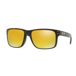 Oakley OO 9102 HOLBROOK 9102000 POLISHED BLACK