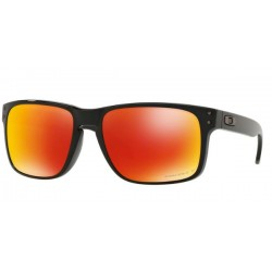 Oakley OO 9102 HOLBROOK 9102F1 POLISHED BLACK