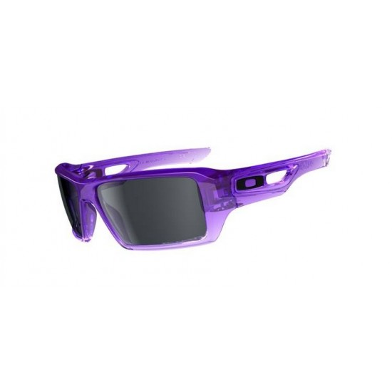 Oakley Eyepatch 2 OO 9136 10 Polarizzato Purple Clear Fade