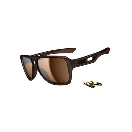 Oakley Dispatch 2 OO 9150 09 Polarizzato Polished Rootbeer