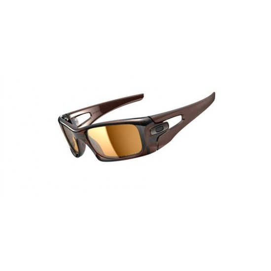 Oakley Crankcase OO 9165 07 Polarizzato Polished Rootbeer