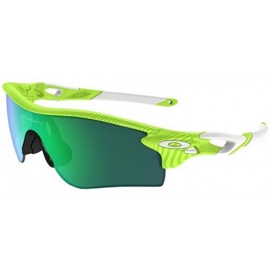Oakley Radarlock Path OO 9181 47 Green