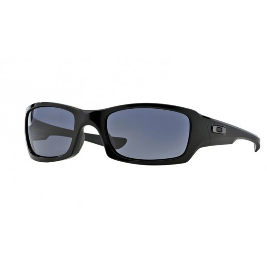 Oakley OO 9238 Fives Squared 923804 Polished Black | Occhiale Da Sole Uomo