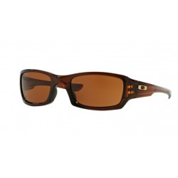 Oakley Fives Squared OO 9238 07 Polished Rootbeer