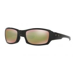 Oakley Fives Squared OO 9238 18 Polarizzato Polished Black