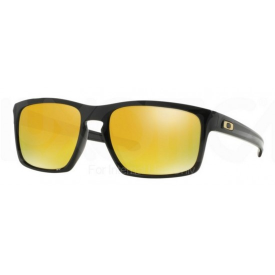 Oakley Sliver OO 9262 05 Polished Black