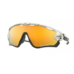 Oakley OO 9290 JAWBREAKER 929045 SPLATTER WHITE