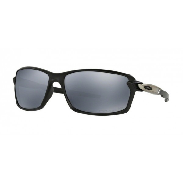 Oakley Carbon Shift OO 9302 03 Polarizzato Black Opaque