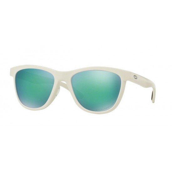 Oakley Moonlighter OO 9320 06 Polarizzato Polished White