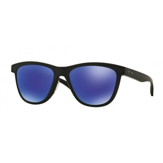 Oakley Moonlighter OO 9320 09 Polarizzato Black Opaque