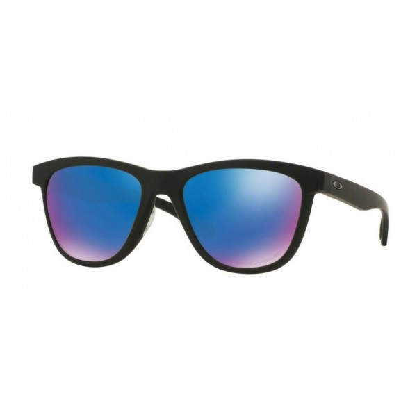 Oakley Moonlighter OO 9320 11 Polarizzato Matte Black